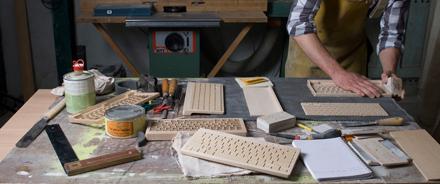 木でできたワイヤレスキーボード「Orée Boad」のポップアップストアがオープン!