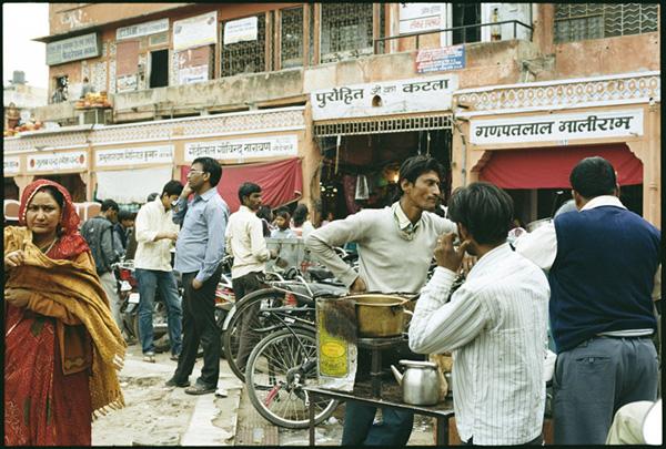 インドをテーマにしたビジュアルブック『JAIPUR』発売記念イベント開催!