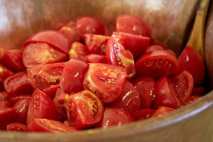 飛騨産の完熟トマトでケチャップ&タバスコを作るワークショップに参加してきました!
