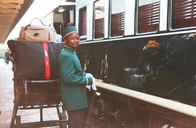 南アフリカ、列車の旅 vol.01