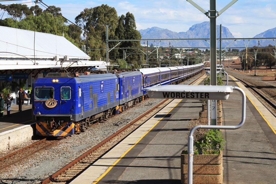 南アフリカ列車の旅 vol.03