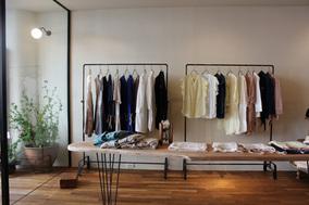 〈NADELL〉初の路面店が京都にオープン!