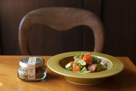 Nomadic Kitchenオリジナルの「Japanese Nomadic Salt」が誕生!エココロオンラインショップで取扱いを開始します!