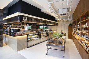 食と住居の新型複合施設『NODE UEHARA』が代々木上原に誕生