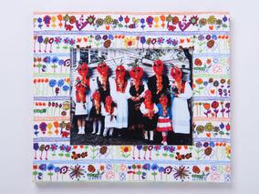 写真家、うつゆみこさんのコラージュ写真ワークショップ 『思い出の家族写真をアートな1枚に』