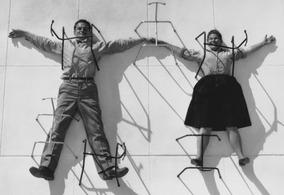 「ハーマンミラー社」と「目黒区美術館」の共同企画、デザインキャンプ 「島崎 信と視る、チャールズ&レイ・イームズの16mmフィルム」が開催