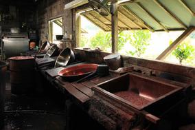 泥染めのワークショップも行われる、奄美大島「金井工芸の手仕事」展が「かまわぬ」で開催