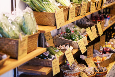安心の食材を毎日の食卓に。「坂ノ途中soil キョードー」がニューオープン!